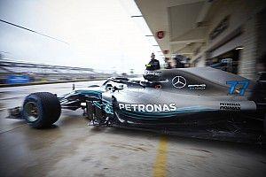 Bottas tiene como objetivo adelantar a Kimi en la largada