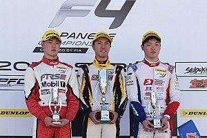 第11戦:菅波冬悟がポールから初優勝。角田裕毅は最後尾から追い上げ8位
