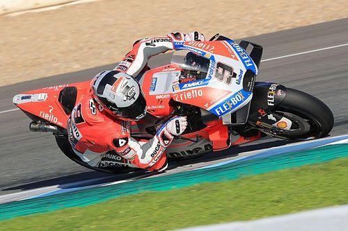 Ducati: Objetivo de Petrucci não é ganhar de Dovizioso
