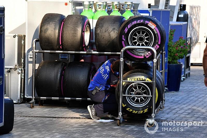 Pirelli neemt eerste stap om bandensituatie te verbeteren