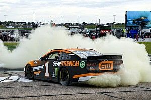 Why NASCAR's most resilient driver has landed on his feet at 23XI