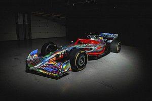 ¡La Fórmula 1 presenta el coche de 2022!
