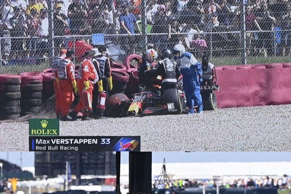 Dokter FIA Sebut Kecelakaan Verstappen Bisa Berakibat Fatal