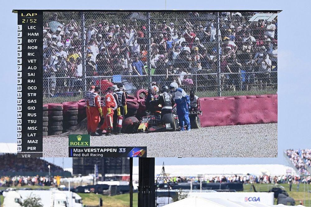 """Masi: """"F1 cezaları, kazaların sonuçlarını yansıtmaz"""""""