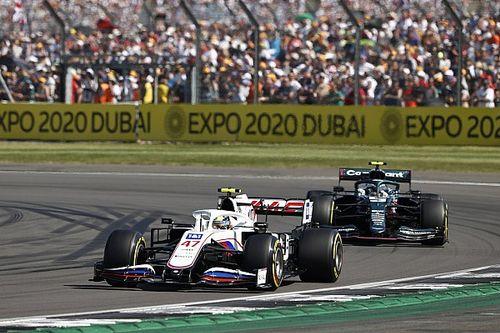 Schumacher inkább tanulni akart mentorától, nem pedig feltartani őt
