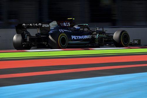 Mercedes уступает Ferrari и Red Bull в медленных поворотах