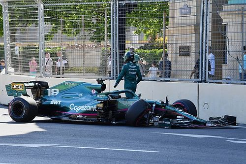 Vettel obawiał się o opony