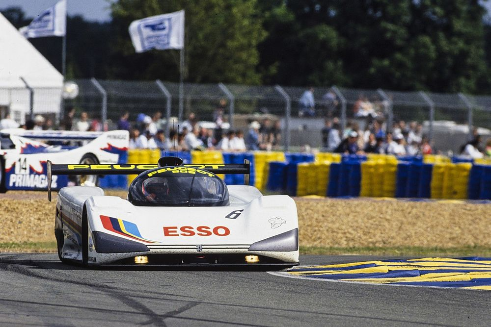 En chiffres et en images : Peugeot au Mans avant la 9X8