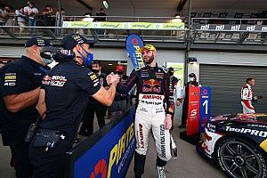 Townsville Supercars: Van Gisbergen beats Whincup in opener