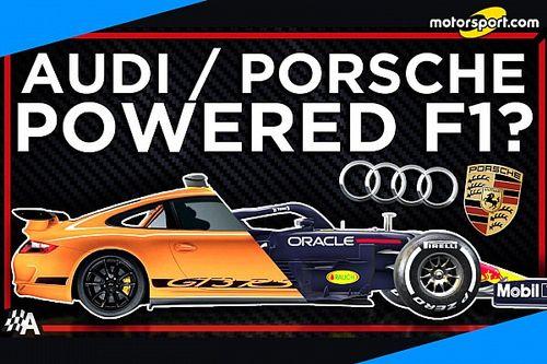 Audi e Porsche in F1? Gli indizi che fanno una prova