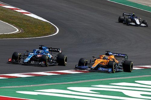 """Alonso, 8º en Portugal: """"Ha sido un fin de semana súper"""""""