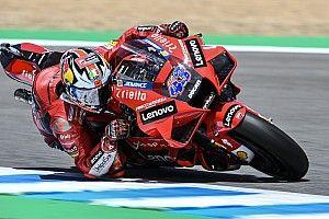 Yamaha впервые в сезоне проиграла гонку MotoGP