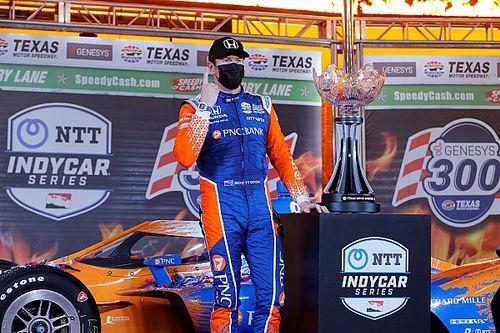 IndyCar, Texas: Dixon domina Gara 1, McLaughlin brilla