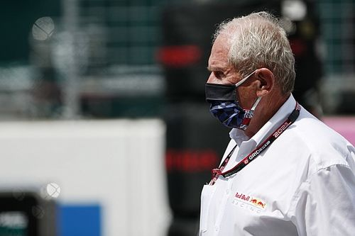 "Marko: ""Mercedes montó un show con el choque Verstappen/Hamilton"""