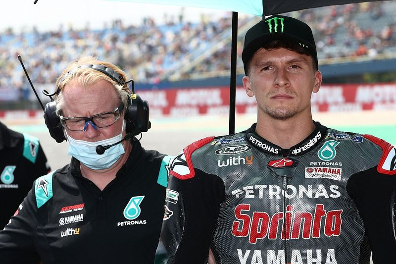 "Gerloff doesn't want MotoGP shot just ""because I have a good passport"""