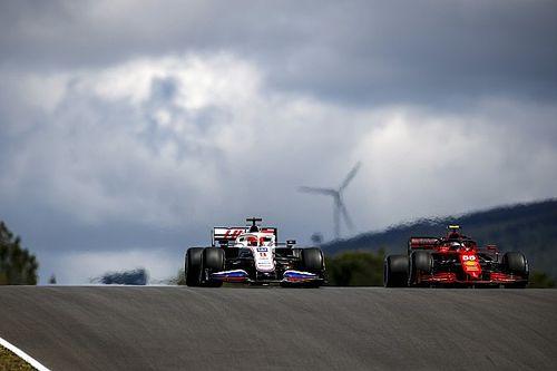 Las mejores fotos del viernes de la F1 2021 en Portugal