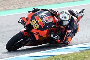 Binder lidera en el arranque de Jerez con Márquez, tercero