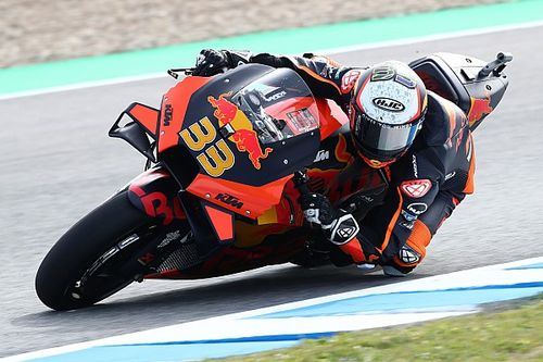 Spanish MotoGP: Binder leads Espargaro, Marquez in FP1