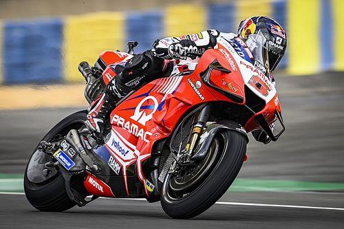 Pramac renouvelle son accord avec Ducati