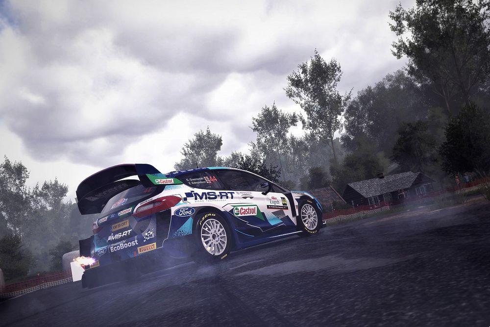 WRC Esports Gelar Babak Final pada Agustus dan September