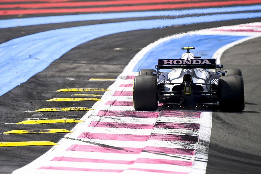 F1: Direção mantém zebras de Paul Ricard; Wolff e Horner voltam a debater alternativas para limite de pista