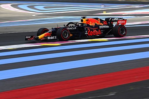 F1 French GP: Verstappen tops FP2 from Bottas and Hamilton