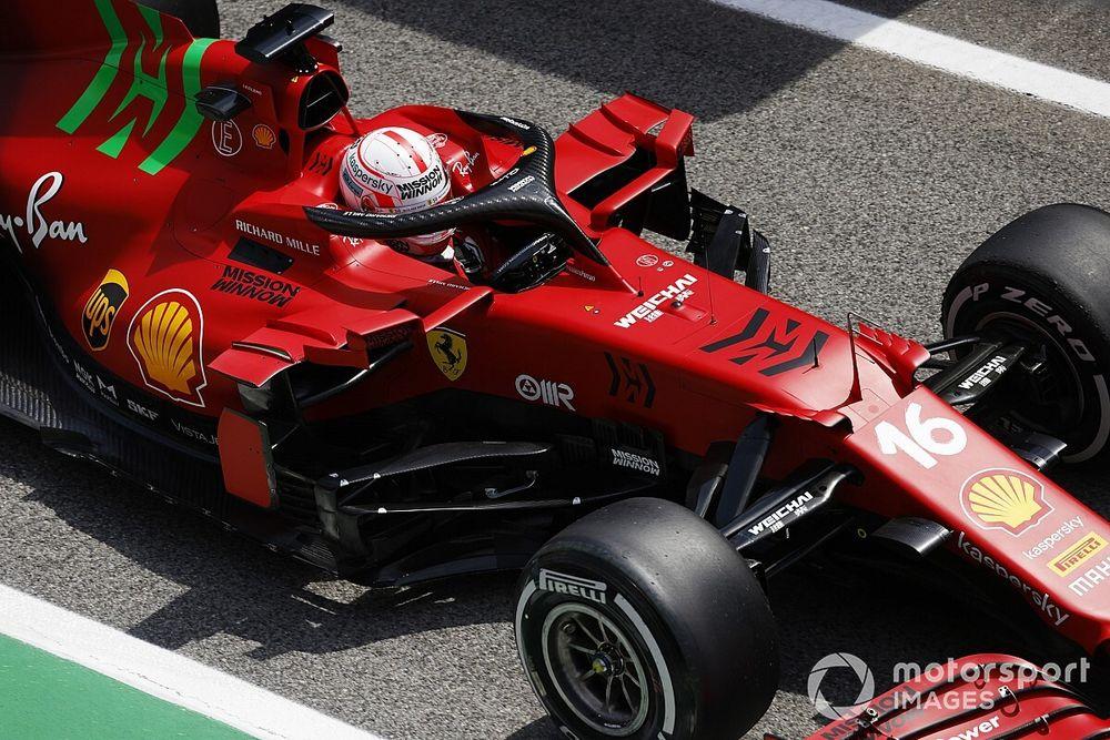 Ferrari Ingin Tempel Mercedes dan Red Bull Racing