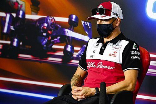 """Raikkonen: """"Umarım ilk yarışlardan daha iyi durumda oluruz"""""""