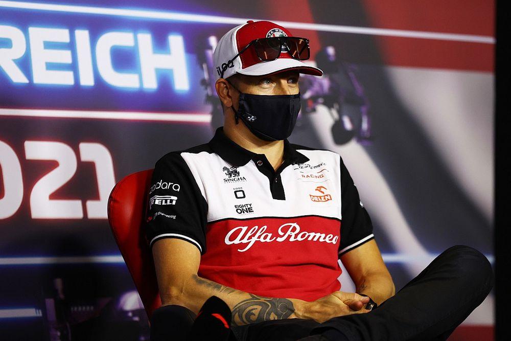 Kimi Räikkönen annonce sa retraite !