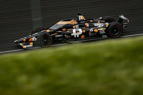 """Derde startplek voor VeeKay: """"Kunnen meedoen om Indy 500-zege"""""""