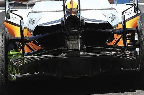 Formel-1-Technik: Detailfotos beim Monaco-Grand-Prix 2021