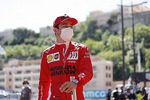 "Leclerc: ""En Bakú, Ferrari volverá a la realidad"""