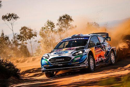 M-Sport Ford pracuje nad składem kierowców