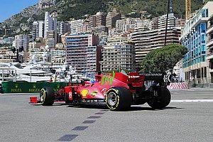 Пилоты Ferrari – на двух первых строчках во второй тренировке в Монако. Хэмилтон и Ферстаппен отстали на 0,4 с