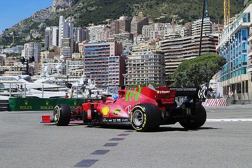 Monaco GP: Leclerc heads Ferrari 1-2 in second practice