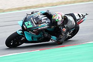 Catalunya MotoGP: Morbidelli pips Quartararo in FP3, Miller to Q1