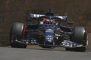 角田裕毅、アゼルバイジャンGP初日FP2で10番手「今週末は良いペースがある」