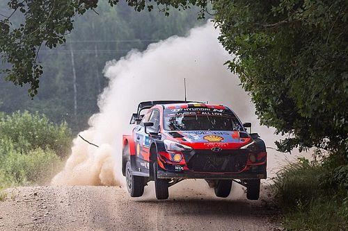 WRC, Rally Estonia, PS8: Neuville passa Ogier e sale terzo
