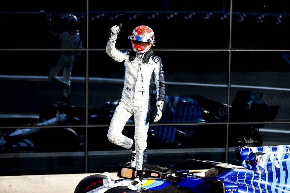F1: Russell diz que boa condição de pneus na hora certa o levou ao Q3