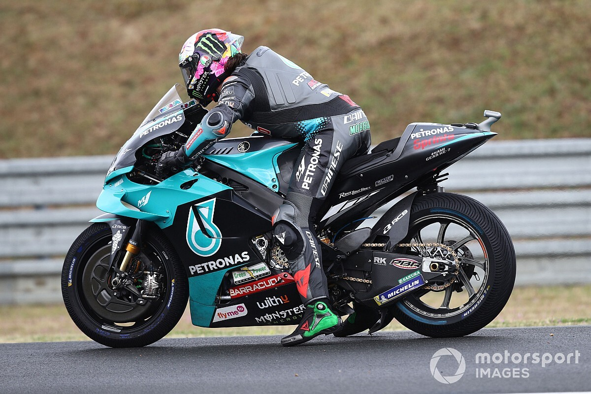 Morbidelli and Espargaro French MotoGP clash blame a    must be shareda