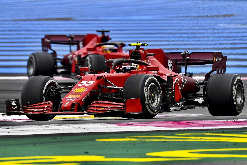 Pourquoi la Scuderia Ferrari a coulé au GP de France