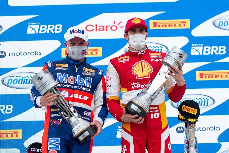 Stock Car Pro Series: Barrichello and Zonta star at Velocitta