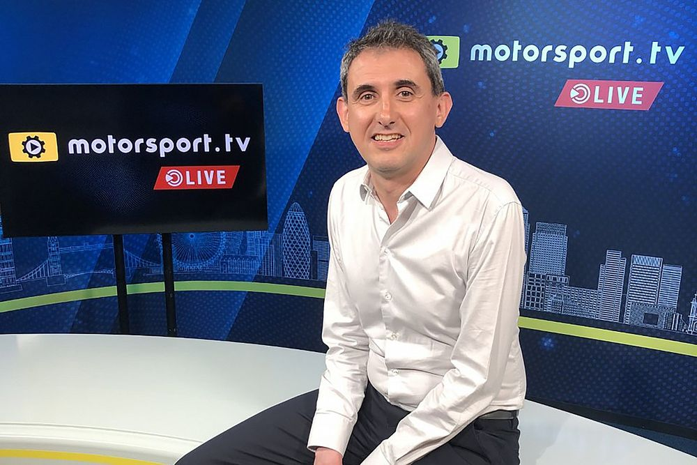 Motorsport Network anuncia Simon Danker como novo CEO da Motorsport.tv