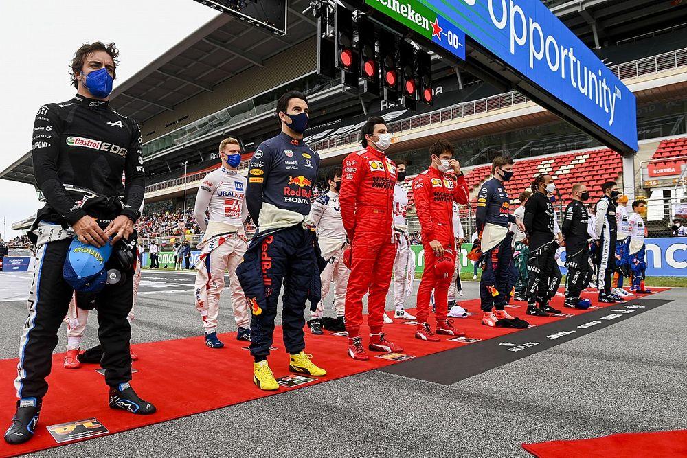 La F1 valora a Sainz 5º, Alonso 8º y a Pérez, fuera del top 10