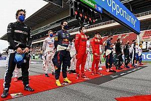 F1 valora a pilotos a mitad de temporada con Pérez fuera del top 10