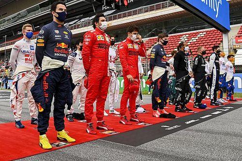 Положение в общем зачете Формулы 1 после гонки в Баку