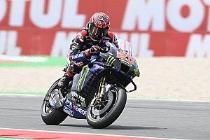 """MotoGP - Quartararo: """"Não serei conservador. Se vir a chance de ganhar eu arrisco"""""""
