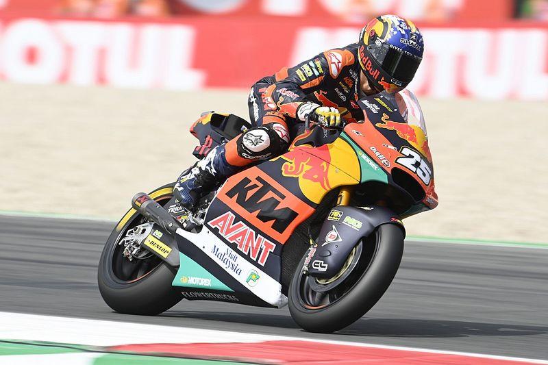 Assen Moto2: Fernandez leads Gardner in another Ajo KTM 1-2