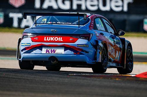 WTCR: strepitoso Tarquini, trionfo con la Hyundai in Gara 1