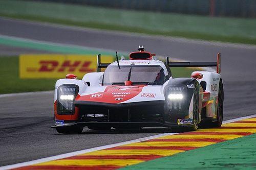 Alpine avisa a Toyota y el Ferrari de Molina lidera la clasificación para Le Mans